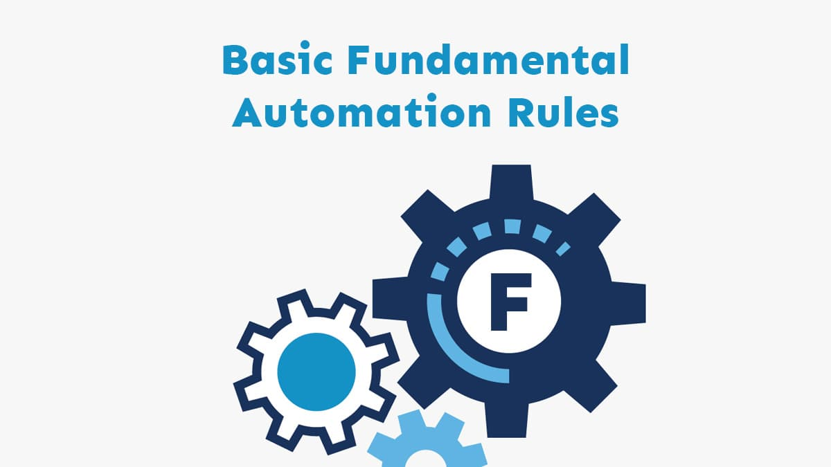 automated rules facebook